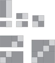 Easy Double Four Patch Scrap Quilt Pattern: Make Dark Double Four Patch Quilt Blocks