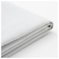 IKEA - HOLMSUND, Cover for corner sofa-bed, Orrsta light white-gray, Durable, cotton and polyester cover with texture and a soft feel. Dark Curtains, Panel Curtains, Bed Covers Ikea, Ikea Sofa Bed, Couch Slipcover, Convertible, Curtain Holder, Diy, Bedding