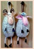 Шьем мягкие игрушки – веселые овечки и барашки