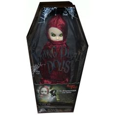 Evil Stepmother The Queen Scary Tales Living Dead Dolls Blythe Dolls, Barbie Dolls, Dolls Dolls, Art Dolls, Evil Stepmother, Scary Tales, Living Dead Dolls, Fantasy Dragon, Creepy Cute