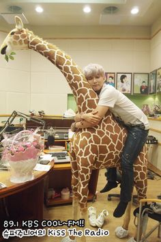 130622 Official, Sukira (KTR) with Ryeowook. wookie i love you <3
