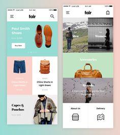 E-Commerce web design  -  #woocommercewptemplates #ecommercewebdesign