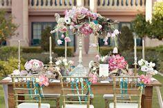 ► Arreglos de mesa para boda #arreglosdemesa #bodas