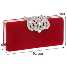 Luxury diamonds crown women clutch bags velvet rhinestones evening bags for wedding bridal party wallet with chains YHB39 , https://myalphastore.com/products/luxury-diamonds-crown-women-clutch-bags-velvet-rhinestones-evening-bags-for-wedding-bridal-party-wallet-with-chains-yhb39/,