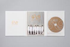 INFINITE – SEASON2 Identity, art direction, package, booklet, cd-r design