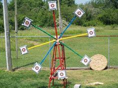 Moving target (spinner)