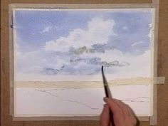 Seasons in Watercolour - Summer - Part One - YouTube