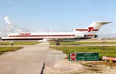 Trump Shuttle | File:Boeing 727-225, Trump Shuttle