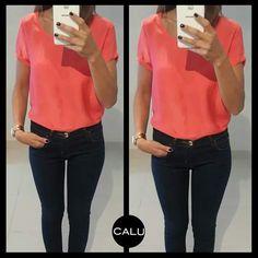 ❤CAROL❤ AnTiCiPo AW 2016❗❗❗ #blusa + #sedita + #coral varios colores y talles  Calu (@caluzba) | Twitter