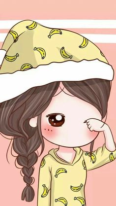 Couple Wallpaper (Sleep) Girl Couple Cartoon Part II
