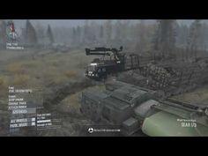 Sim-Trucking (Spintires  MudRunner) - YouTube