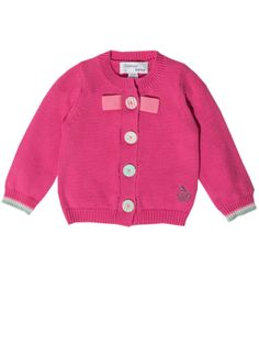 £51 Cotton Baby Cardigan 'FAITH' by Bonnie baby