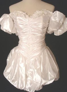 The search for the ugliest wedding dress ever created for Ugly wedding dresses for sale