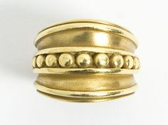 Kieselstein Cord Gold Ring