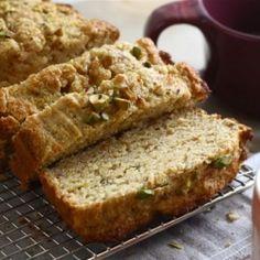 Cardamom Pistachio Bread