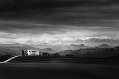 Home with a view - Italian countryside near the little town of Francavilla d'Ete (AP)...with a view on the Sibillini mountains