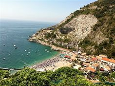 Erchie (Maiori) Amalfi Coast Campania - Amalfi Coast Italy Travel and Leisure