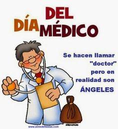 Feliz día del médico