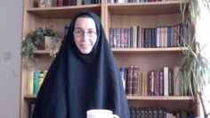 Russian Orthodox consecrated Professor Vienna gives Sr Wendy Becket a run for her money in use of the new media (#7 of Fr Barron's tips) | Coffee with Sr Vassa Episode 1 from beginning of this academic year back in  Sept 2013