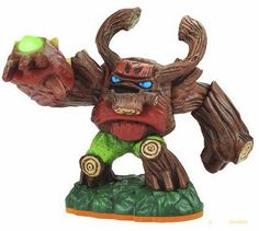 Skylanders Giants - Tree Rex (Giant) [Life] Character, Series 2