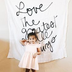 Becuase love really is the greatest of all things.  Who's pulling out this blanket this month? Photo via @thegarciadiaries