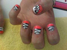 zebra pink tip
