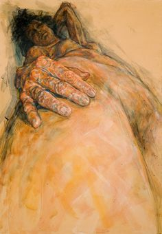Sylvie Guillot: Cathedral dramatic and skillful. I lobe the perspective and the detail focus in the hand and face..