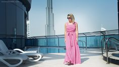 CHIC PINK: Summer Maxi Dress Must Have http://www.shoera.com/2015/09/19/chic-pink/