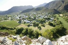 Montagu, South Africa. Great camping, swimming holes, and climbing here