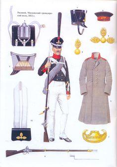 Armamento e dotazione della fanteria russa