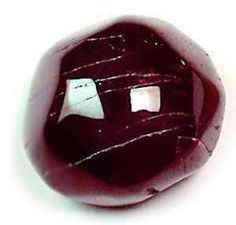 "Garnet - Red:The ""stone of health"", extracting negative energy from the chakras and transmuting the energy to a positive state. Stimulates Kundalini, assists in flow of energy."
