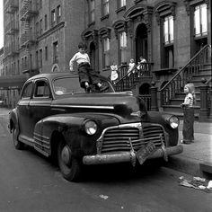 Brooklyn 1949 Photo: Ralph Morse