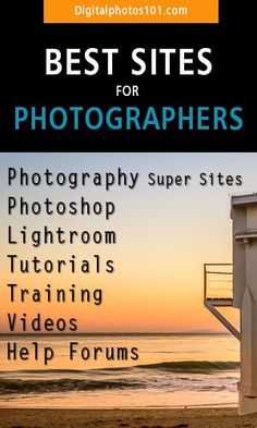 Photography Websites - The Best Resources, Tips and Tricks on the Web | Digital Photos 101