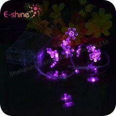Customer Customize Modeling string lights optical fiber lights