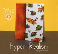Sandy Allnock - Hyper Realism