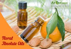 Explore the wide collection of Floral Absolute Oils online via www.aromaazinternational.com.
