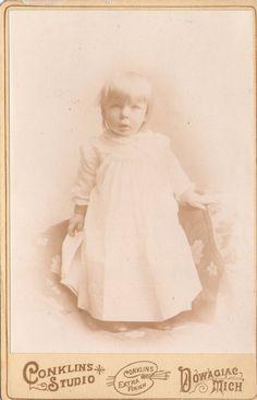Antique baby photo, Cabinet card, vintage photo, paper ephemera by lucyandfaye on Etsy
