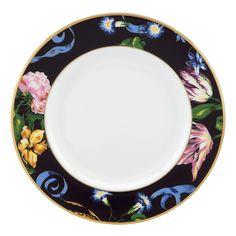 Scalamandre by Lenox: Stravagante Salad Plate, $35.00