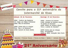 Elvas: Intermarché em festa no fim-de-semana para assinalar 21º aniversário   Portal Elvasnews