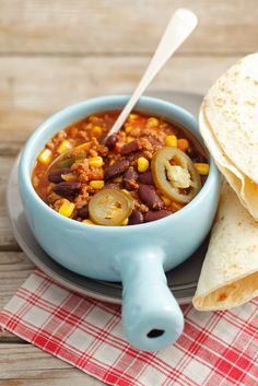 Chili con Carne - smarter - Zeit: 25 Min.   eatsmarter.de