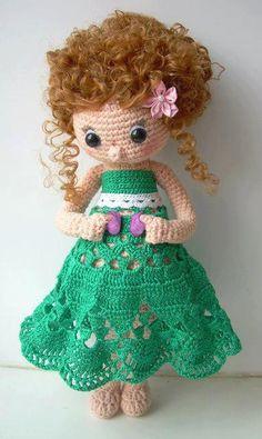 muñeca romántica