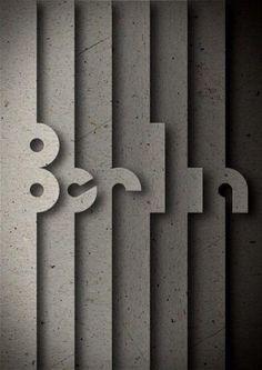 3D Berlin via @tymotaus #TheCrazyCities #crazyBerlin