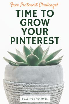 This is the free Pinterest challenge you NEED to take part in. 5 Days to Pinterest Optimization and Pinterest Growth. 5 days, 5 action packed video lessons to have your Pinterest set to drive traffic to your website, blog, shop or business. Pinterest tips for beginners.   #pinterestmarketing #pinteresttips #socialmediamarketing #pintereststrategy #socialmediatips Social Media Tracker, Social Media Poster, Social Media Channels, Social Media Tips, Social Media Marketing, Community Manager, Free Courses, Pinterest For Business, Influencer Marketing