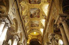 Santa Maria della Vigna in Genoa, Italy.