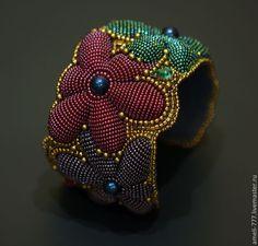 "браслет ""ДОТЯНУТЬСЯ ДО МЕЧТЫ"". (МАРИНА. Я.). Handmade."