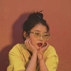 #leejieun #ıu #jieun Korean Actresses, Actors & Actresses, Mimi Song, Hyuna Fashion, Picture Mix, Kdrama Actors, Red Aesthetic, Korean Music, Korean Celebrities