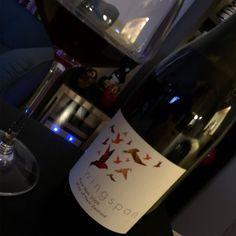 En sjælden aften med en vin jeg ikke kender og som ikke skal anmeldes. Lidt frisk men lækker #pinotnoir fra #newzealand. God weekend - og nytår! #flaskehalsen #vinanmeldelse #vintilbud #dkwine #vin #vintip #vininspiration #odense #vinsmagning #tilbud #yum #yummy #wine #enjoy #winetasting #vinspiration #winelover #odensebloggers