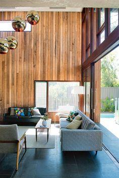 living room timber panels sept13