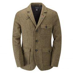 Gloverall club jacket.