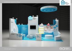 * Best Busines Group * exhibition stand * by Malets Nazar, via Behance Exhibition Booth Design, Exhibition Stands, Exhibit Design, Show Booth, Trade Show, Display, Behance, Group, Booth Ideas